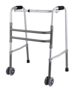 Extra-Wide Heavy Duty Mobility Medical Walker