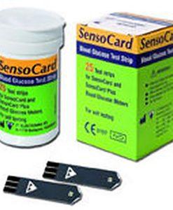 Senso Card Self Glucose est Strip (50pcs)