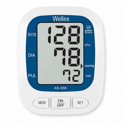 Wellex AS-35K Automatic Digital BP Monitor (2)