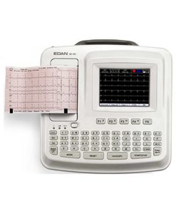 Edan SE-601A 6-Channel ECG Machine (1)