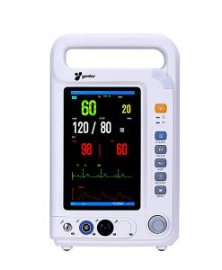 Yonker Multi-Parameter Patient Monitor – 8000A (2)