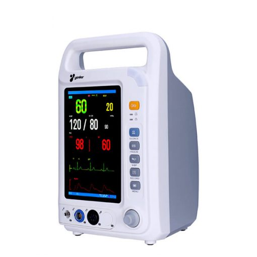 Yonker Multi-Parameter Patient Monitor – 8000A (3)