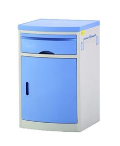 Hospital Medical ABS Bedside Locker with Low Price AS-25