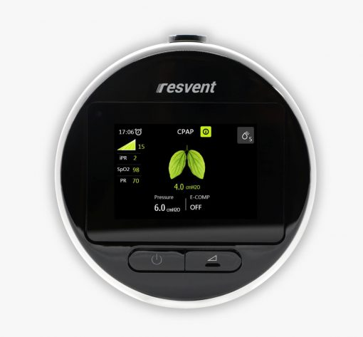 iBreeze+ Portable Mini Auto CPAP Machine
