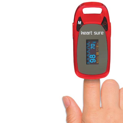 Heart Sure Pulse Oximeter A320