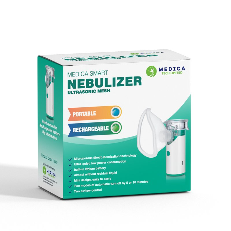Medica Smart Ultrasonic Mesh Nebulizer