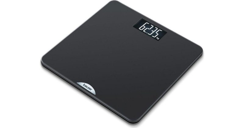 Beurer PS 240 Personal Soft Grip Weight Scale 5