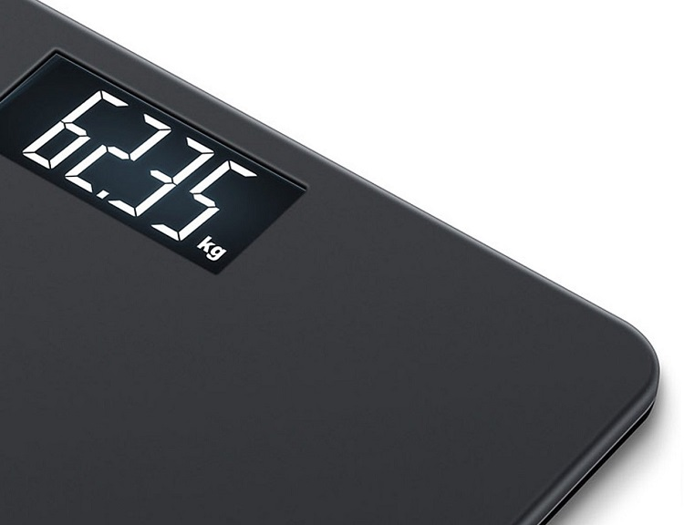 Beurer PS 240 Personal Soft Grip Weight Scale 3