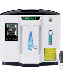 DEDAKJ DDT-1A Portable Oxygen Concentrator for Home Oxygen