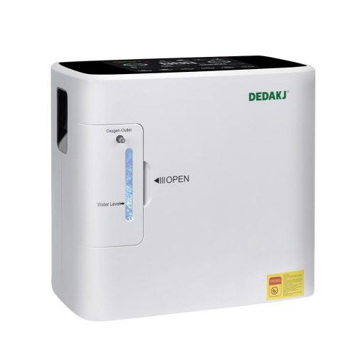 DEAKJ DE-1S Portable Oxygen Concentrator With - 6 L/Min