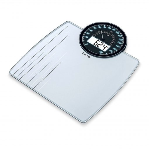 Beurer GS 58 glass bathroom scale