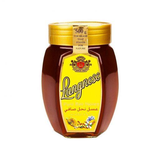 Langnese Pure Bee Honey 250 Grams