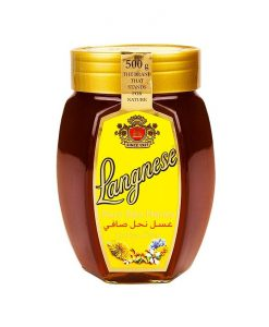 Langnese Pure Bee Honey 250 Grams