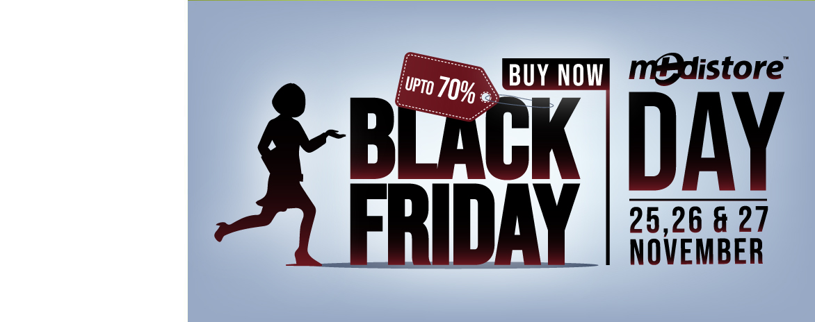 Medistore Black Friday slider