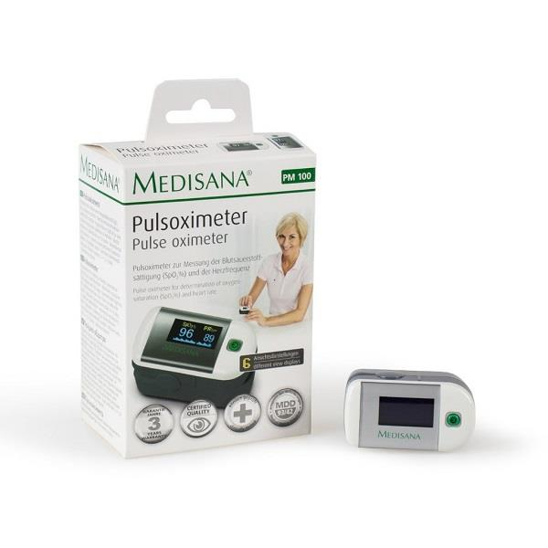 Medisana PM100 Pulse Oximeter